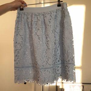 Club Monaco Skirts - Club Monaco skirt in light blue size 4